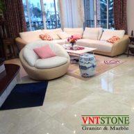 Đá lát nền - Lát sàn đá marble crema marfil