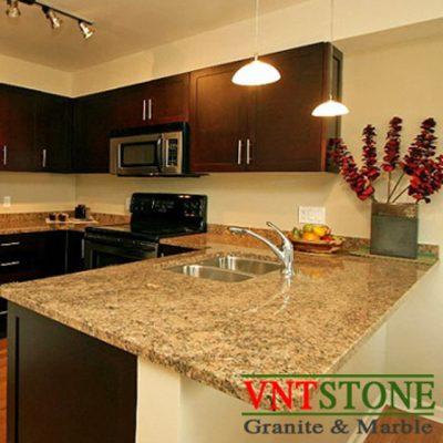 Mặt bàn bếp đá granite Brazil