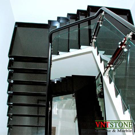 Mẫu đá ốp lát cầu thang đẹp