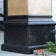 Đá ốp cột granite Nâu Anh Quốc