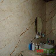 Đá ốp tường nhà tắm kem Vàng Nhiệt Đới