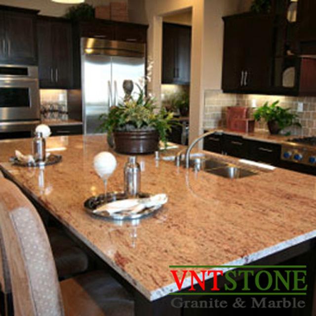 Tư vấn chọn đá cho mặt bàn bếp
