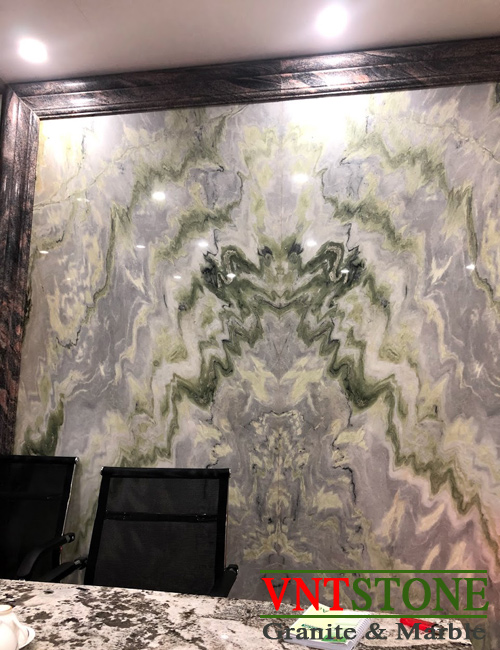 Đá Granite Nhập Khẩu Trắng Ngọc Bích