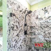 Đá Granite trắng tự nhiên Spendora White